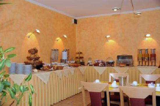Hotel am Marschiertor: Frühstücksraum