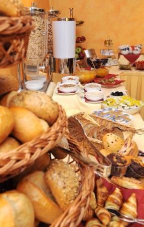 Hotel am Marschiertor: Frühstück