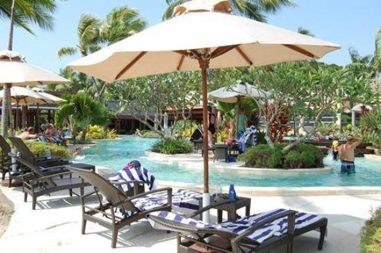 Sheraton Fiji Resort: Piscina