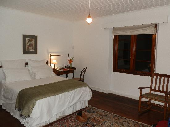 Ballot's House Guest Lodge: bedroom