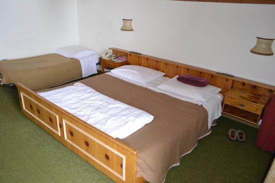 Berghotel alpenrast riva di tures itali foto 39 s reviews en prijsvergelijking tripadvisor - Kleedkamer voor mansard kamer ...