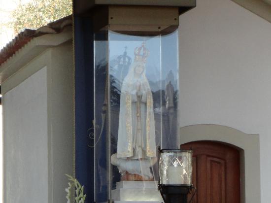 Basilica of Nossa Senhora do Rosario de Fatima: la Sacra Statua