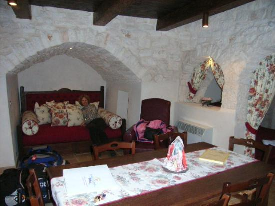 Trulli e Puglia B&B : Inside the trulli