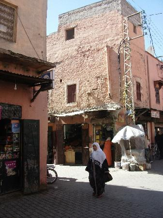 Riad Shaden: Real Morroco