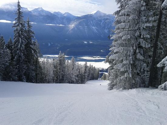Guesthouse Mountain Escape: Skigebiet mit wunderbaren Abfahrten