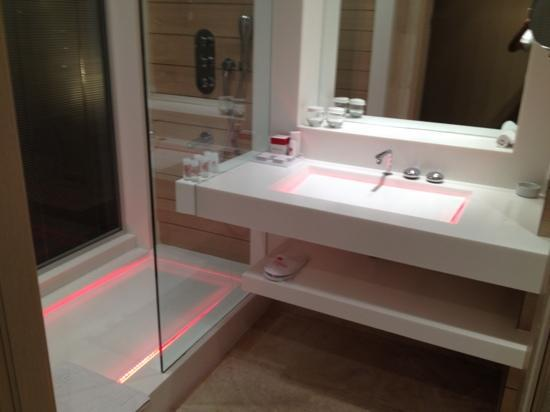 Wyndham Ankara: bathroom