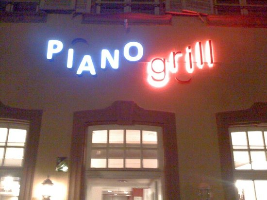 piano grill strasbourg restaurant avis num ro de t l phone photos tripadvisor. Black Bedroom Furniture Sets. Home Design Ideas