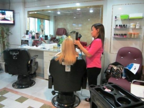 Comfort Inn Hotel: Ladies Beauty Salon