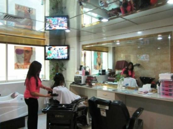 Comfort Inn Hotel: Ladies Beauty Salon