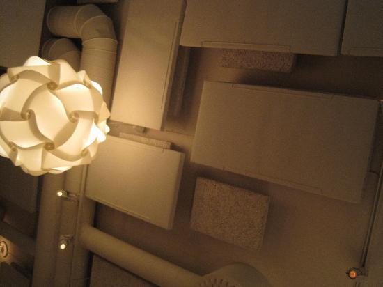 Brasserie Godot : Nice interior design.