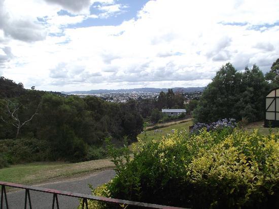 Village Family Motor Inn: My view of Launceston