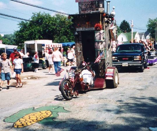 South Vienna Corn Festival, 2001