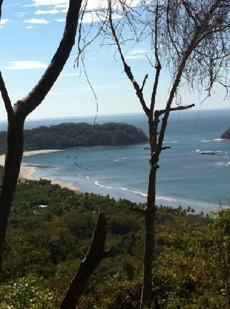 view of playa samara