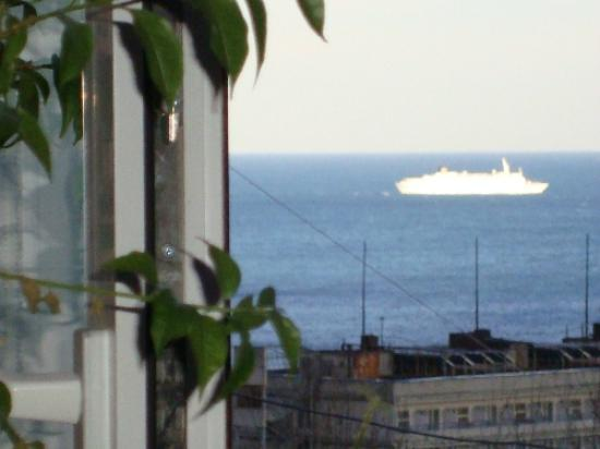 Penisola della Crimea: вид из окна
