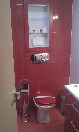 Phoenicia Express Hotel : bathroom