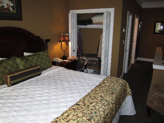 Church Street Inn: View of the bedroom