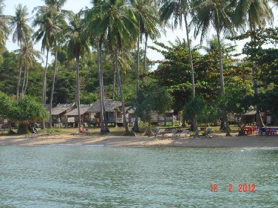 Kep, Cambodia: Paradise Koh Tonsay island
