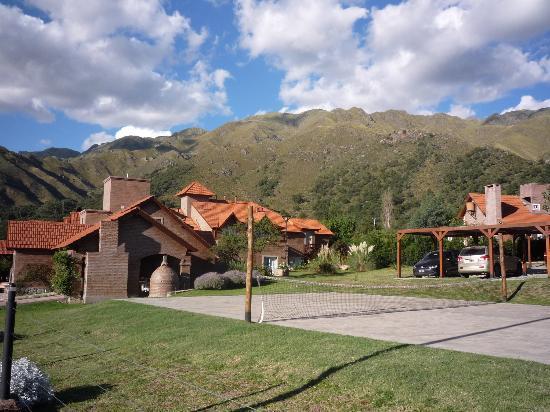 Hotel y Duplex Rincon del Valle: vista ala sur del hotel