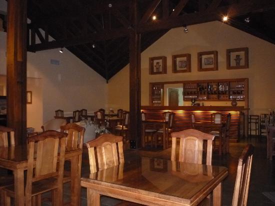 Hotel y Duplex Rincon del Valle: vista desayunador