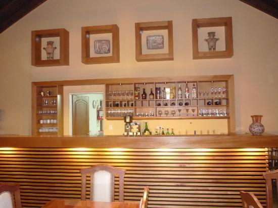 Hotel y Duplex Rincon del Valle: bar