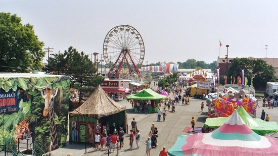 ‪The Ohio Expo Center & State Fair‬