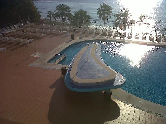 TUI Sensimar Riviera by MedPlaya: view of pool