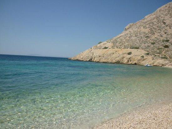 Остров Крк, Хорватия: Stara Baska