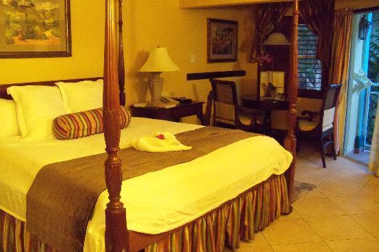 Sandals Royal Caribbean Resort and Private Island: Honneymoon room