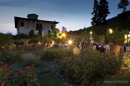 La Limonaia di Villa Rospigliosi: Il giardino dei Limoni