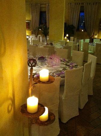 La Limonaia di Villa Rospigliosi: La sala