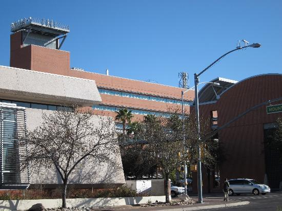 University of Arizona : アリゾナ大学