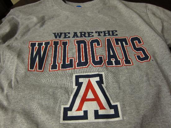 University of Arizona : WILD CATS