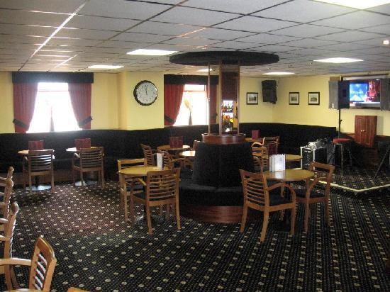 Park House Hotel : Residents Bar