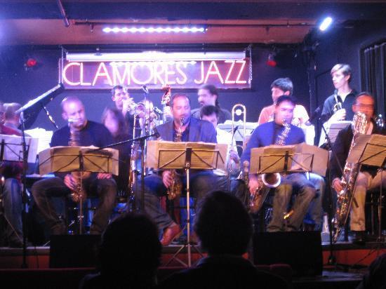 Big Band at Clamores