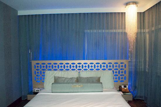Dream South Beach: rooms