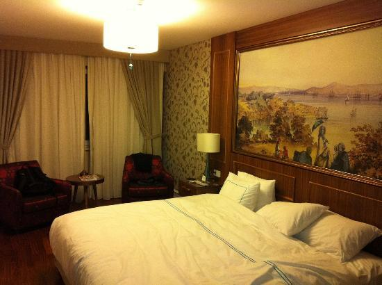 Neorion Hotel: my room