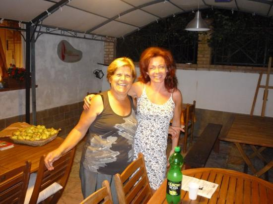 Bed and Breakfast Gullo: very nice evening 2