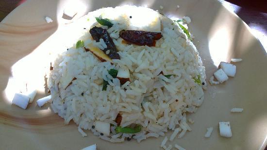 Kumily Coconut Garden : Mixed rice