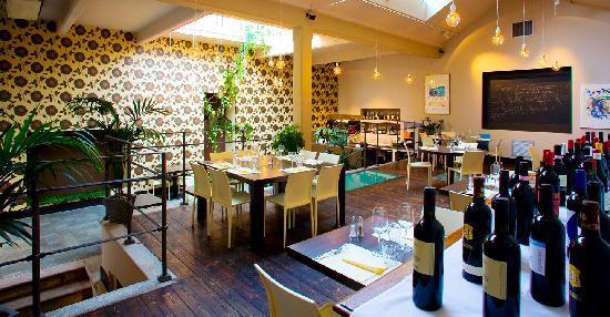 Ristorante Pepenero - i nostri vini e i nostri tavoli