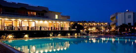 Hotel Delfinia Resort Rhodos