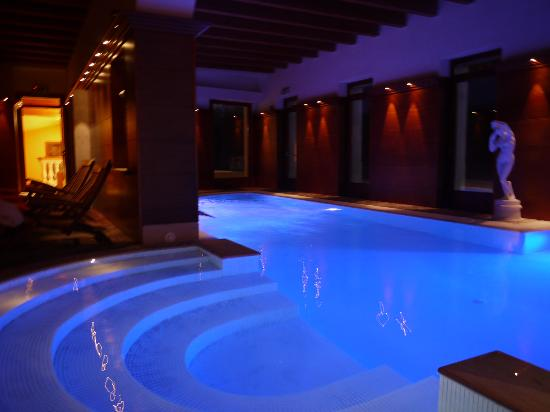 Villa Las Tronas Hotel  & Spa: spa