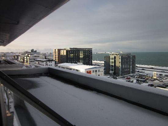 View From 7th Floor To The City Centre Picture Of Hotel