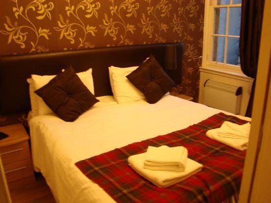 Stay Edinburgh City Apartments - Royal Mile: Bedroom