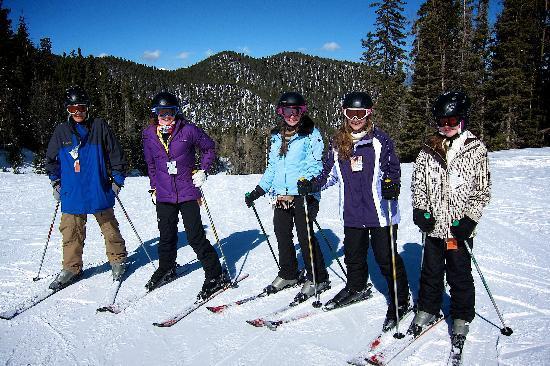 The Lodge at Angel Fire Resort: Feb Trip 1