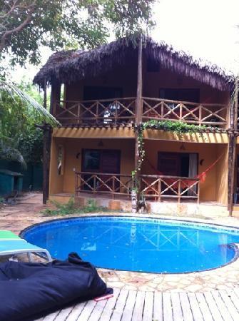 Pousada Kitecabana Cumbuco: pool