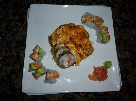 NSB Yu-Mi: Sushi