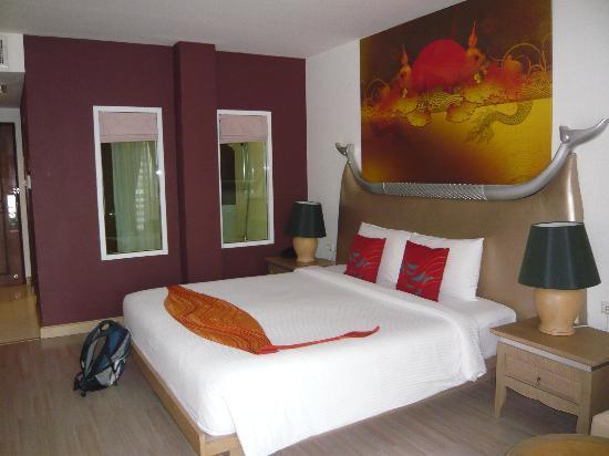 Navalai River Resort: Zimmer 501