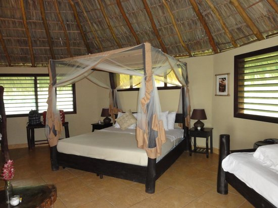 Totoco Eco-Lodge : beautiful bungalow!