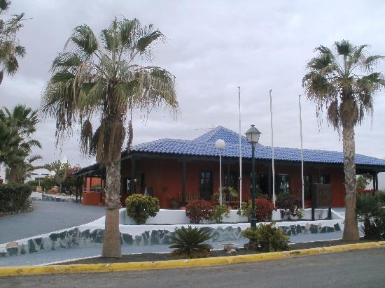 Club Montecastillo: Montecastillo reception