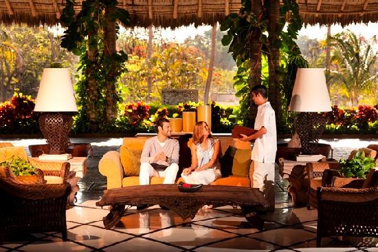 Grand Velas Riviera Nayarit: Lobby